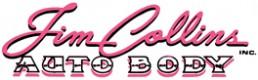 Jim Collins Auto Body logo